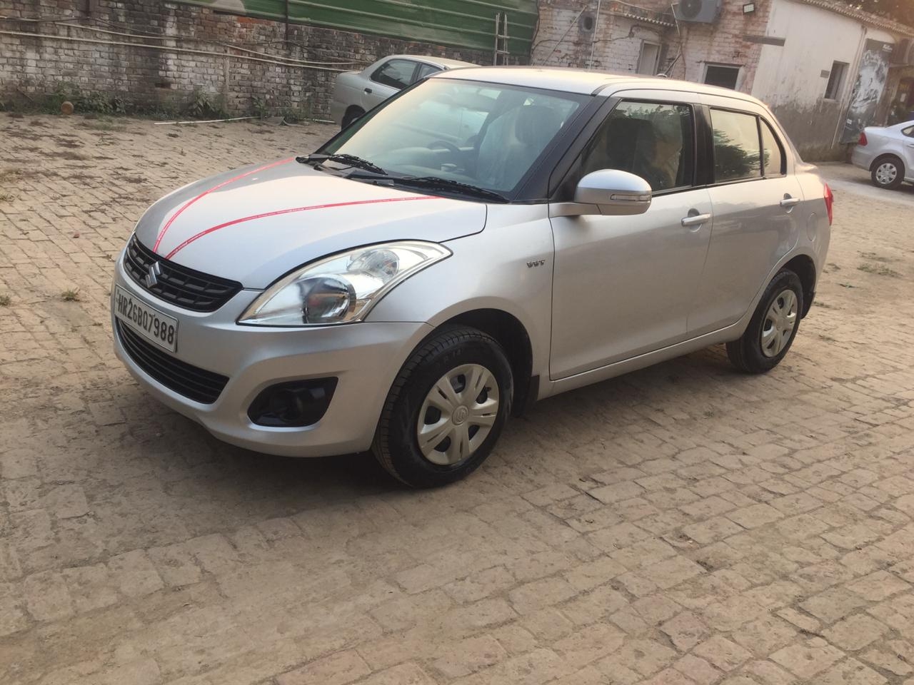 2012 Used MARUTI SUZUKI SWIFT DZIRE VXI