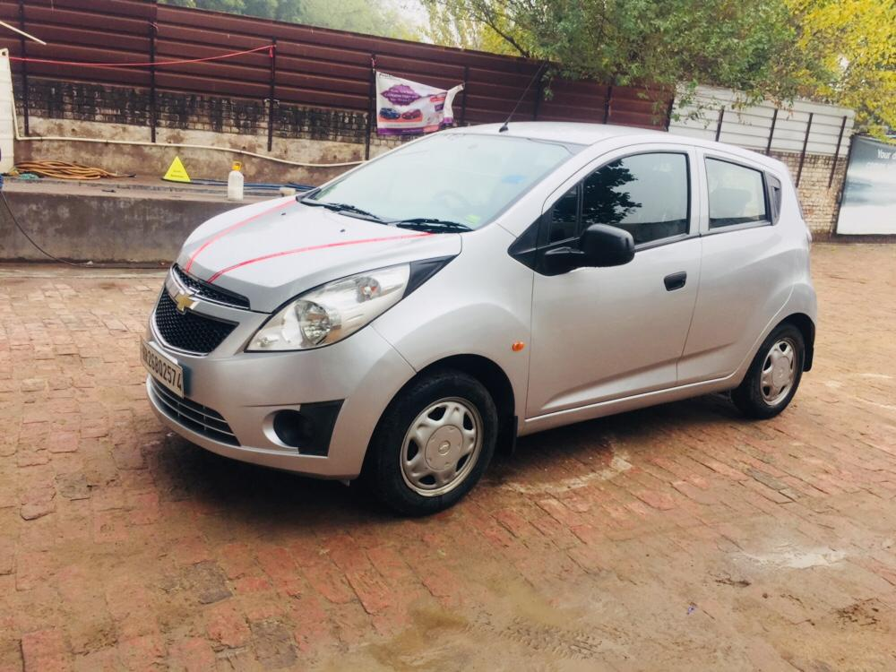 2011 Used Chevrolet Beat LS PETROL