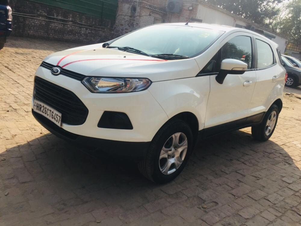 2015 Used Ford Ecosport AMBIENTE 1.5 TI VCT
