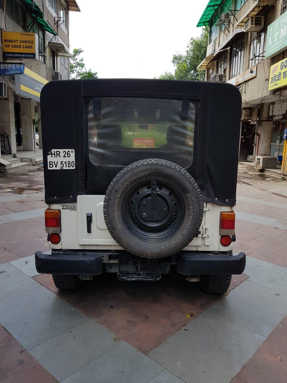 Mahindra Thar Crde 4X4 Bs Iv - Mahindra First Choice