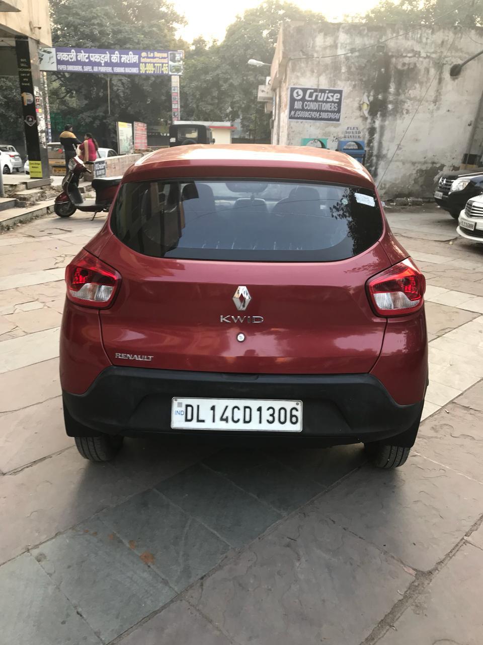 2017 Used Renault Kwid RXL