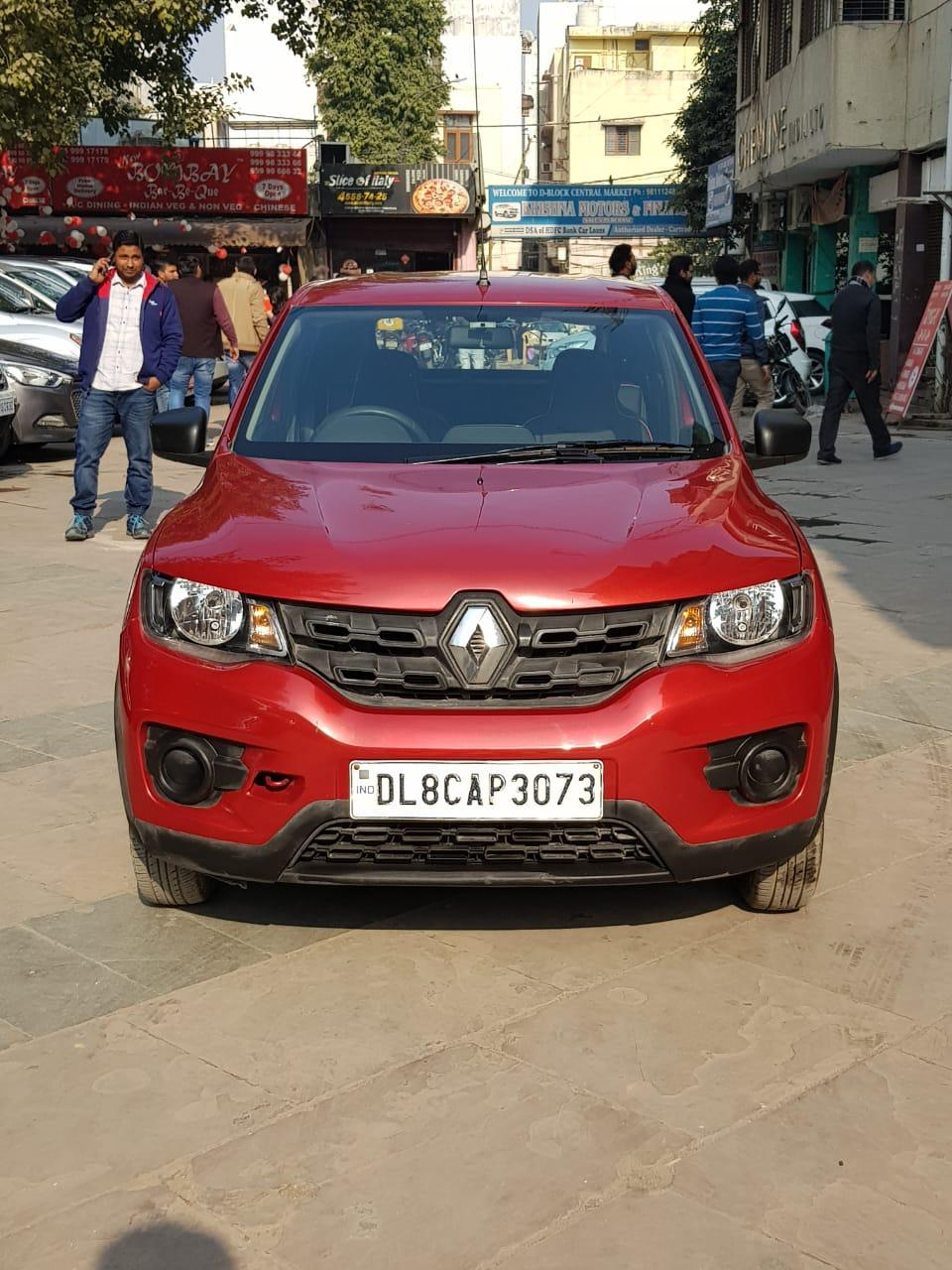 Renault Kwid Rxl Mahindra First Choice