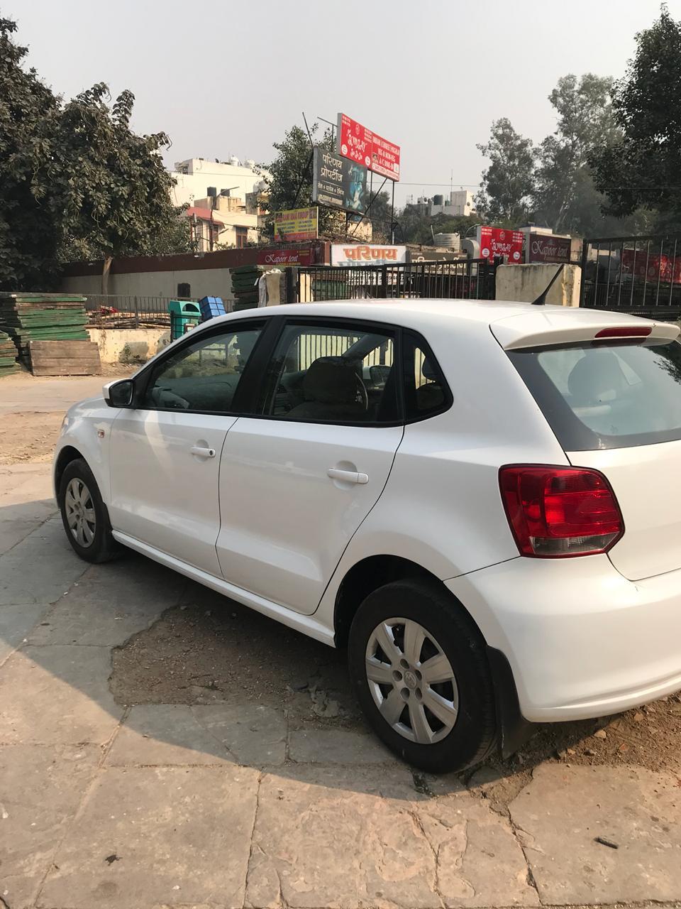 2012 Used Volkswagen Polo COMFORTLINE 1.2L DIESEL