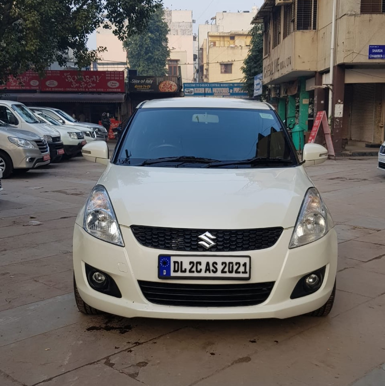 2013 Used MARUTI SUZUKI SWIFT ZDI