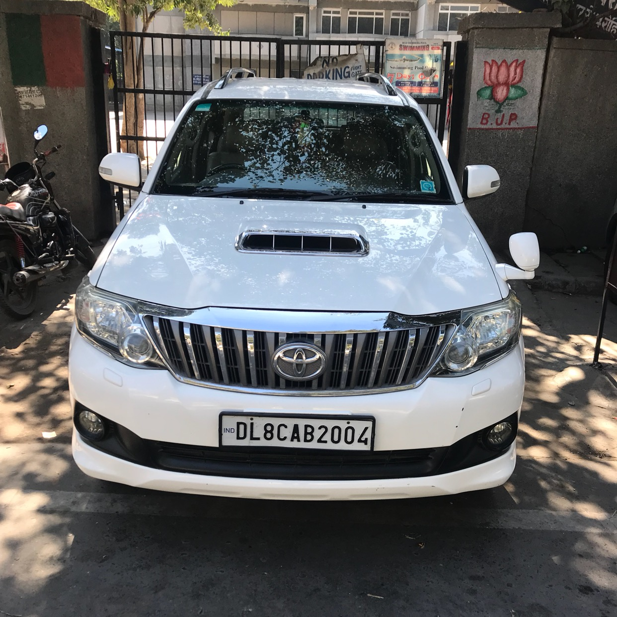 2013 Used TOYOTA FORTUNER 3.0 MT 4X4