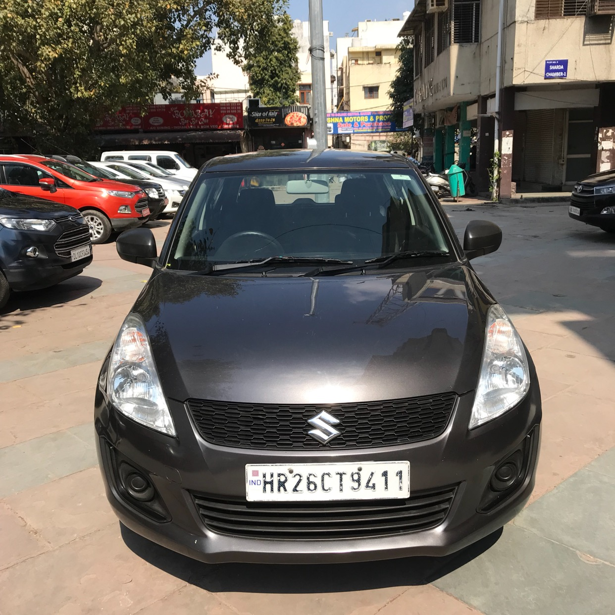 2015 Used MARUTI SUZUKI SWIFT LXI