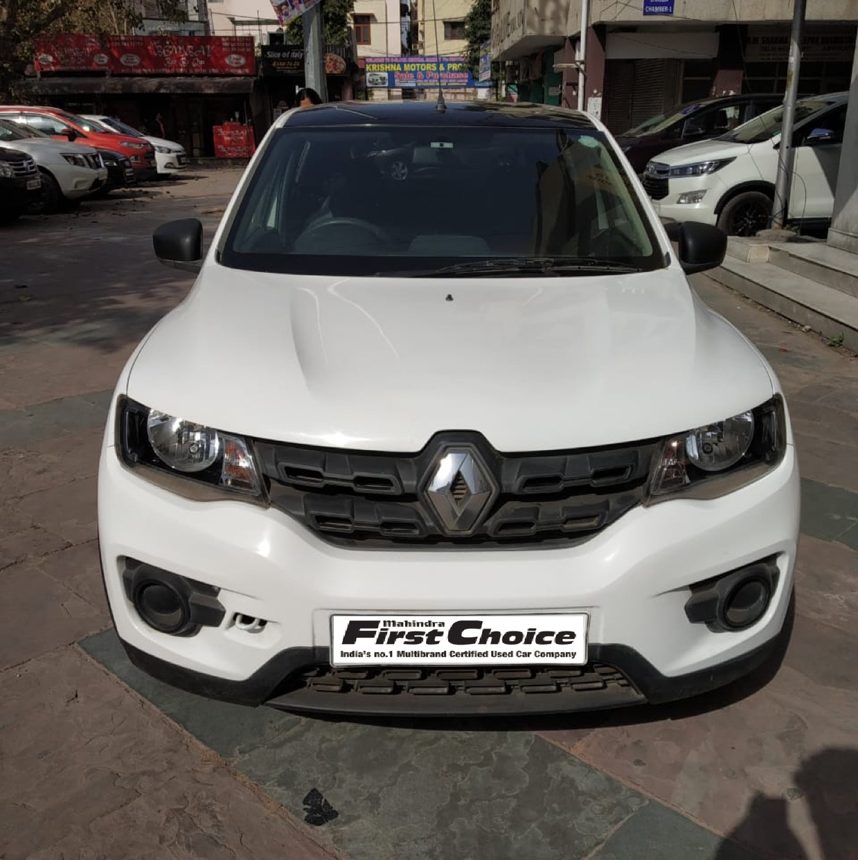 Used Renault Kwid In Delhi Mahindra First Choice