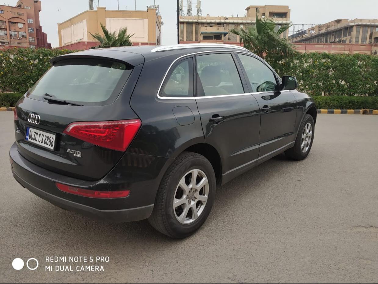 Audi Q5 2 0 Tdi - Mahindra First Choice