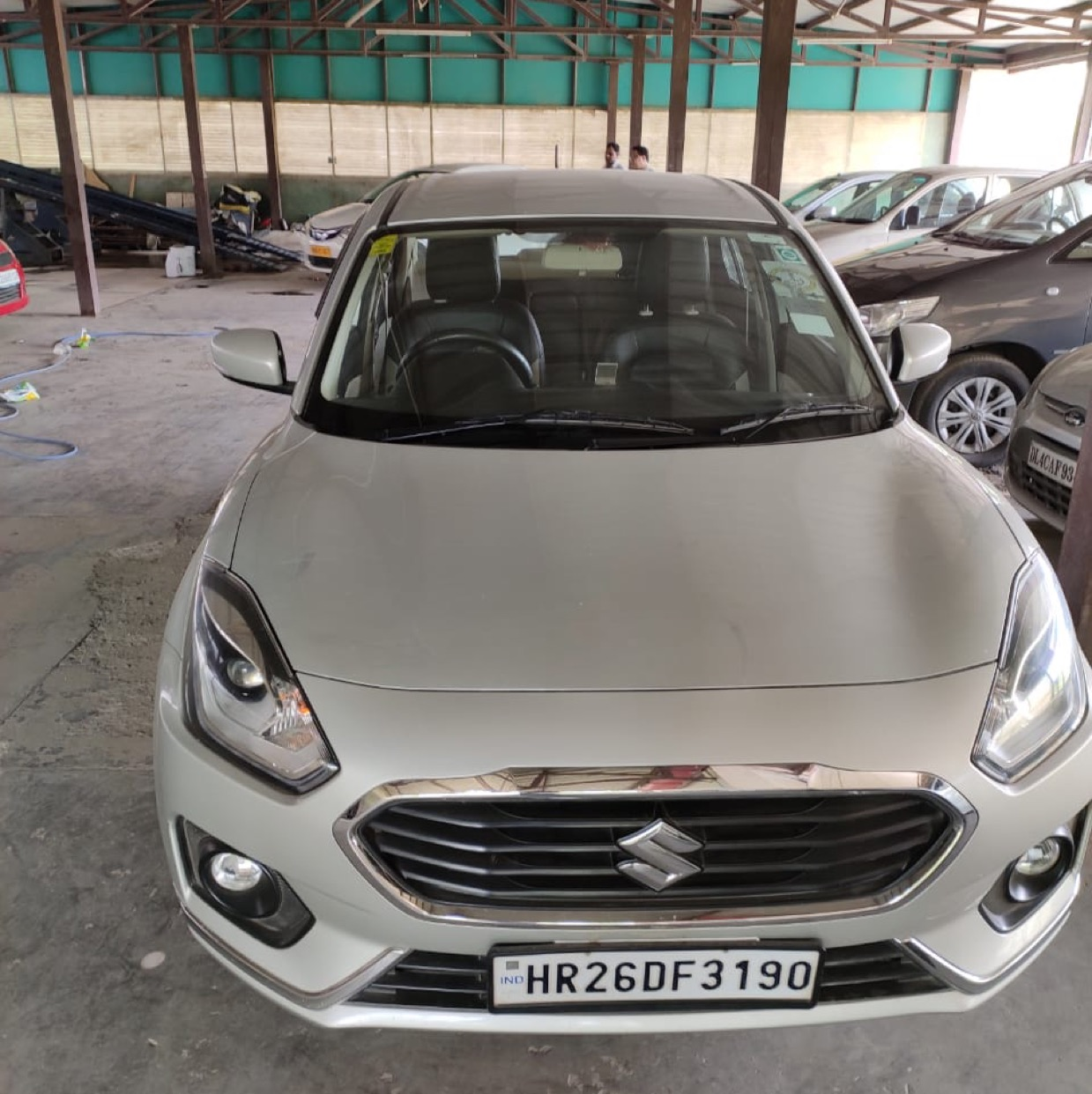 2017 Used MARUTI SUZUKI SWIFT DZIRE 1.2 ZXI AMT PLUS