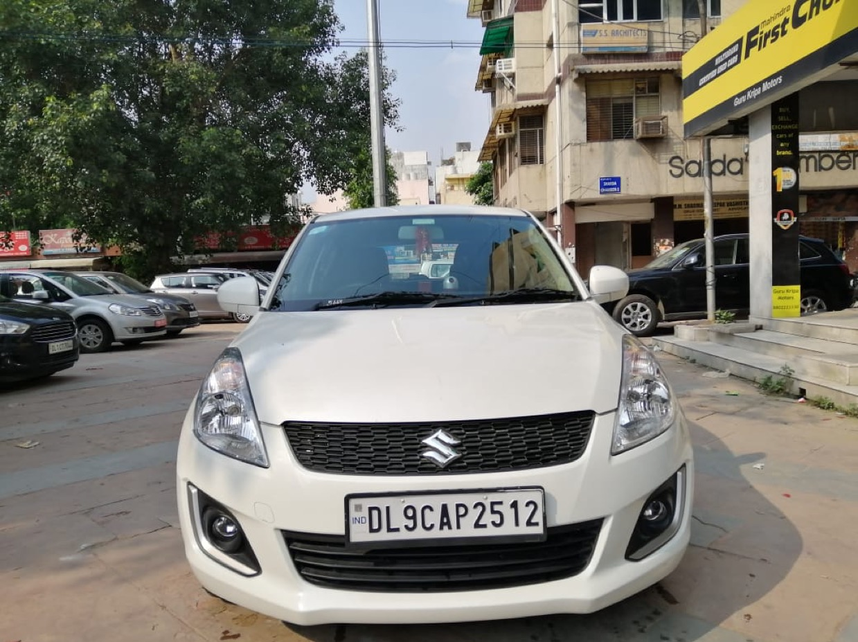 2017 Used Maruti Suzuki Swift LXI ABS O