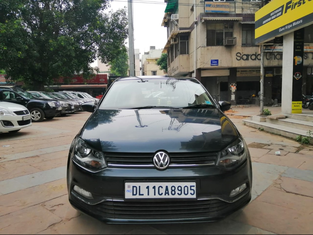 2017 Used Volkswagen Polo HIGHLINE 1.2L P