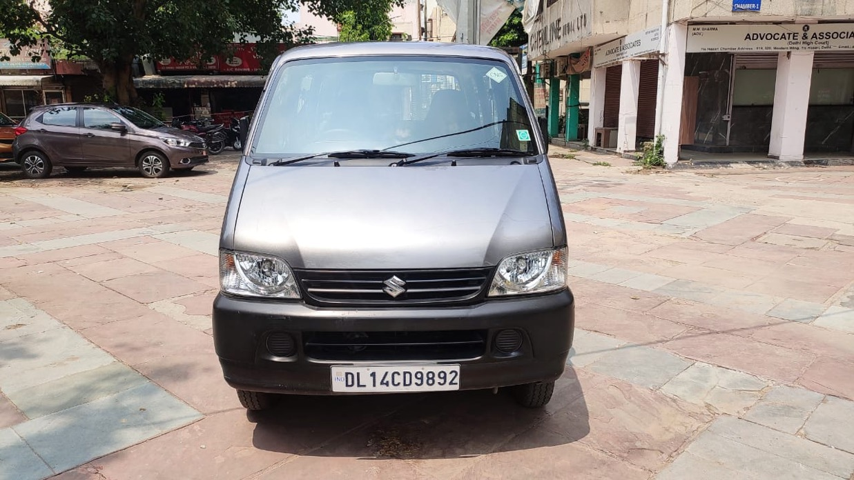 2018 Used Maruti Suzuki Eeco 5 STR CNG WITH AC PLUSHTR