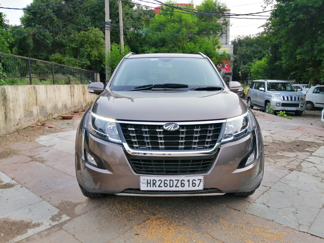 2019 Used Mahindra Xuv500 W11 AT