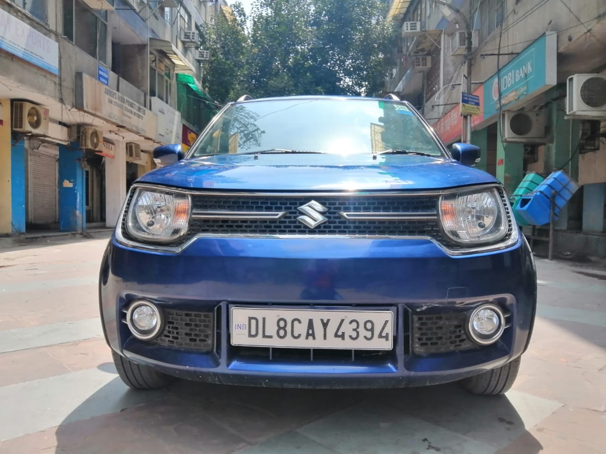 2019 Used Maruti Suzuki Ignis ZETA 1.2 AT