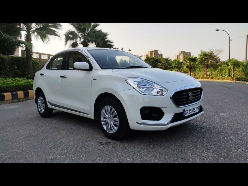 2017 Used Maruti Suzuki Dzire VDI AMT