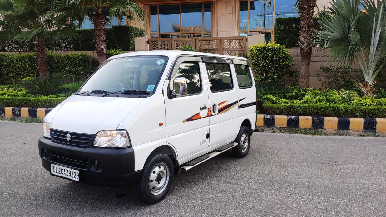 2019 Used Maruti Suzuki Eeco 5 STR CNG WITH AC PLUSHTR