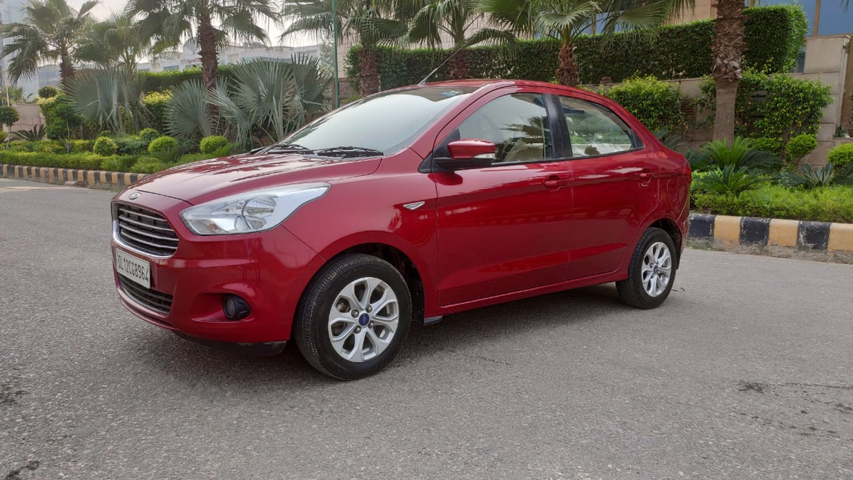 2015 Used Ford Figo Aspire TITANIUM