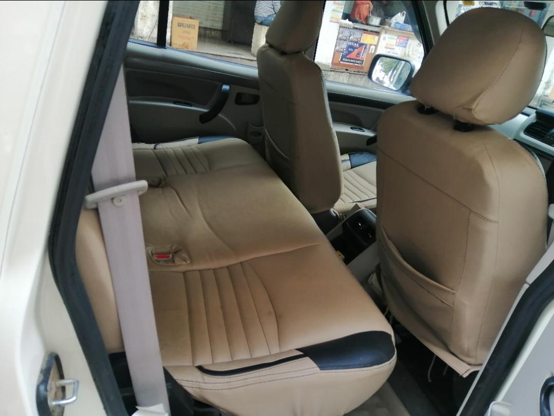 2018 Used Mahindra Scorpio S5 2WD