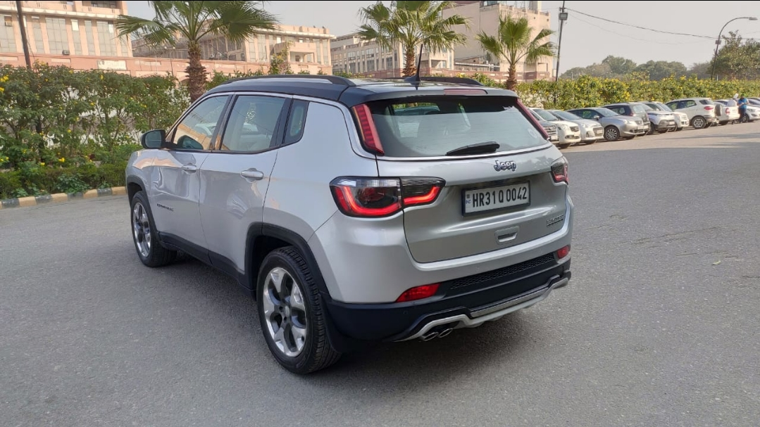 2019 Used JEEP COMPASS LIMITED 2.0 DIESEL