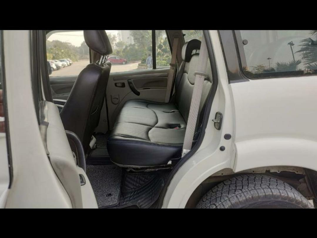 2018 Used MAHINDRA SCORPIO S7 120 2WD
