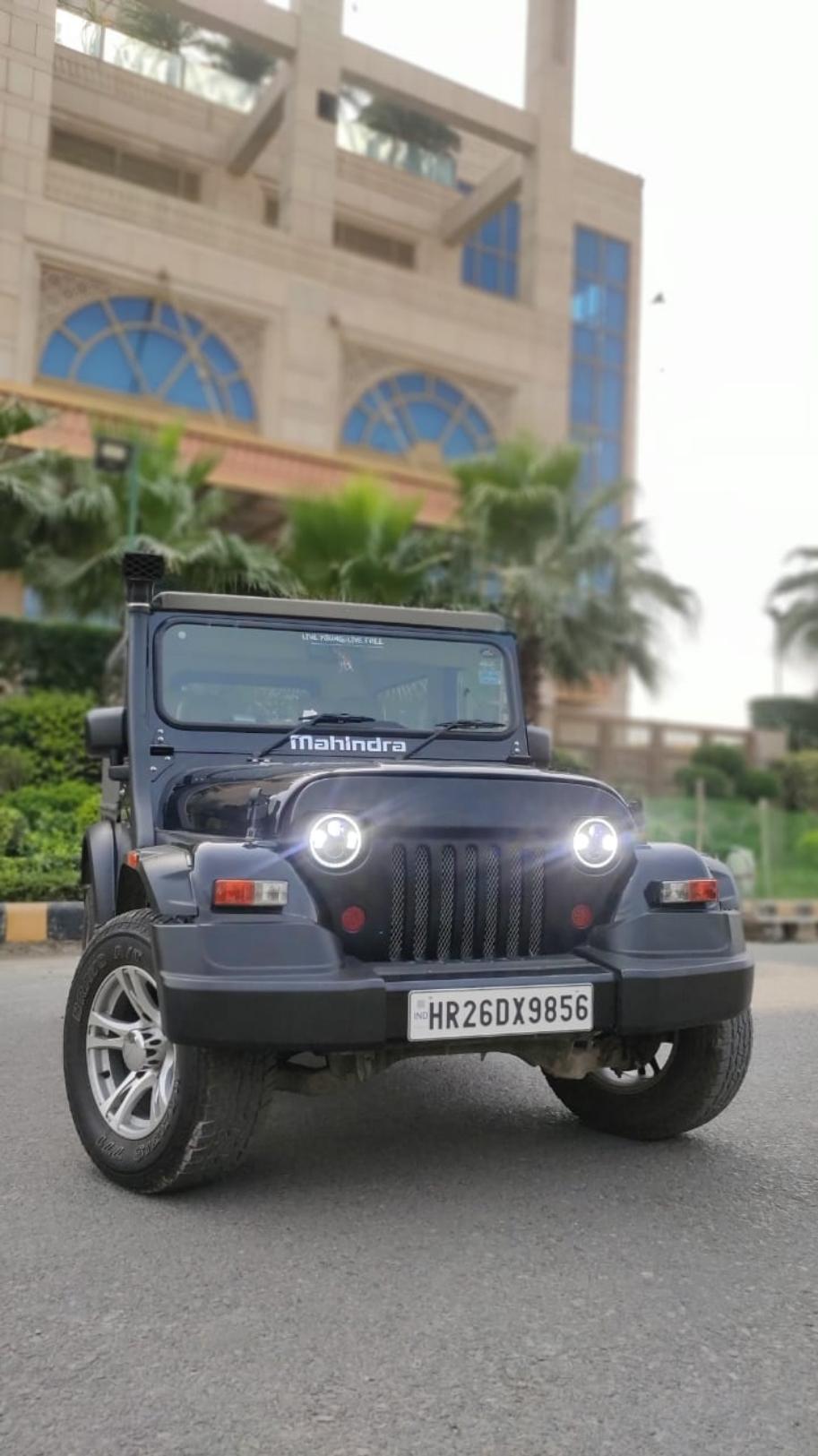 2018 Used Mahindra Thar DI 4WD