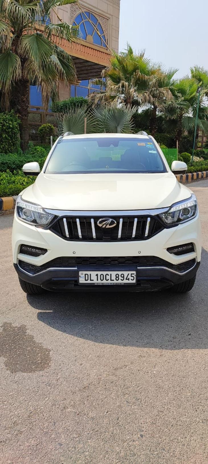 2019 Used Mahindra Alturas G4 4WD AT