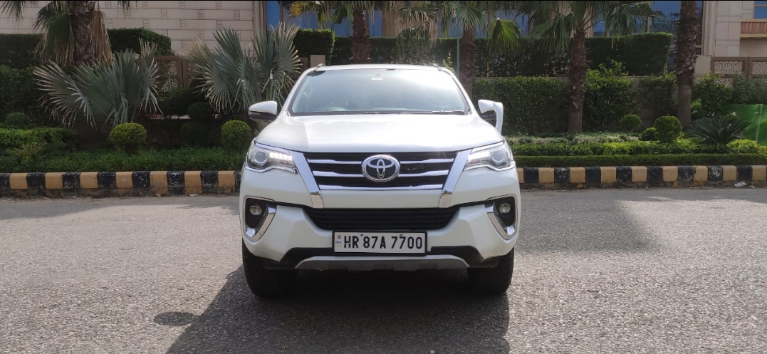 2017 Used Toyota Fortuner 2.8 4WD MT