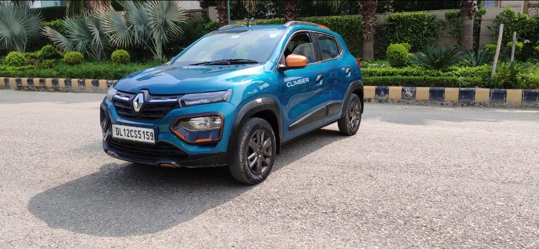 2020 Used Renault Kwid CLIMBER 1.0 AMT