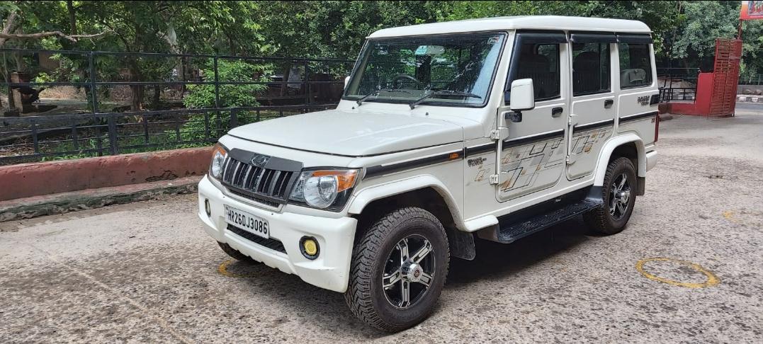 2017 Used Mahindra Bolero ZLX