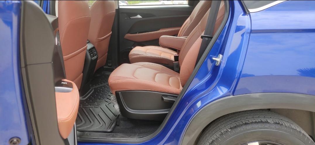 2020 Used MG HECTOR SUPER HYBRID 1.5 PETROL