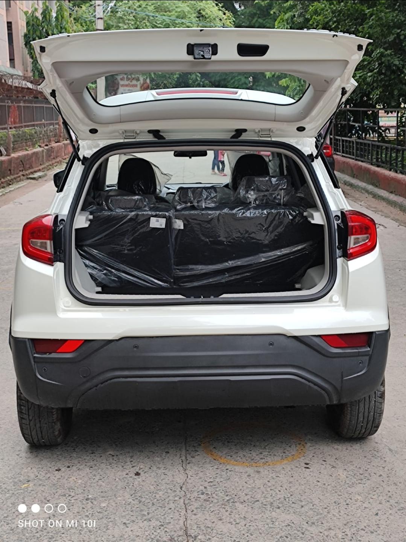 2020 Used MAHINDRA XUV300 W6 PETROL