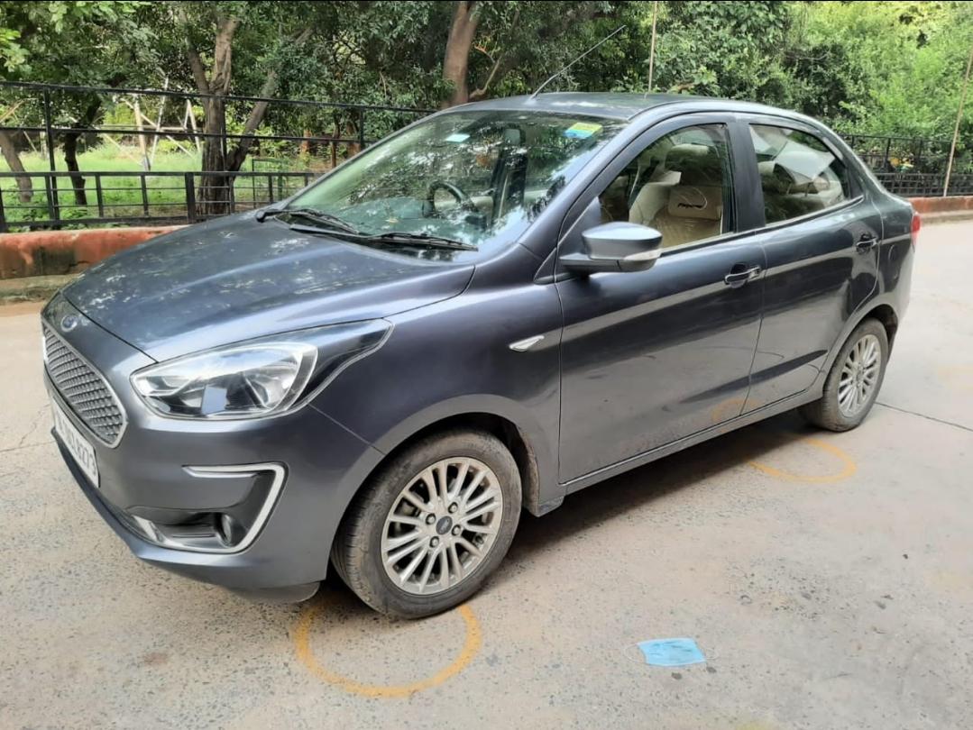 2018 Used Ford Figo Aspire TITANIUM  1.5
