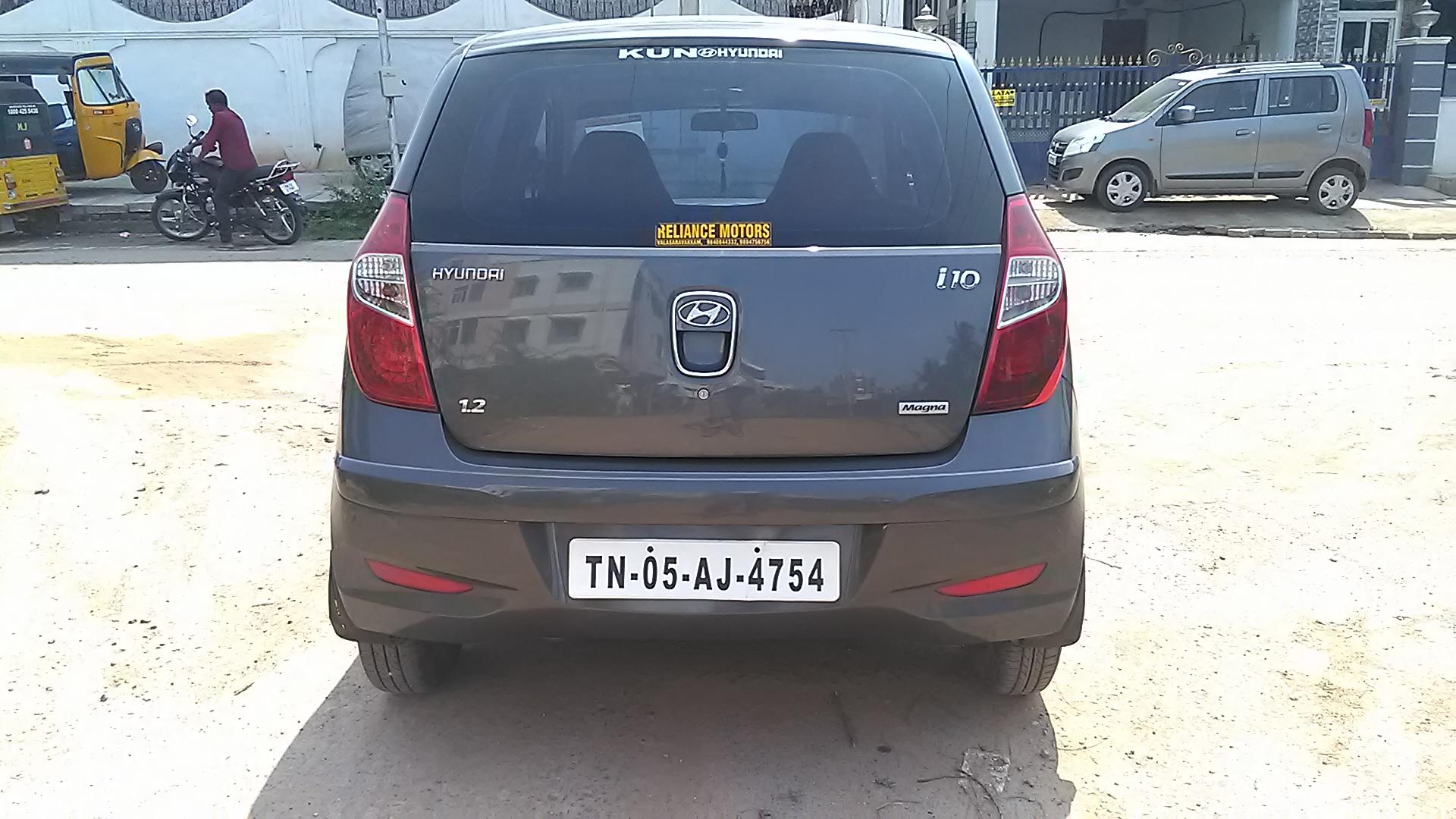 2011 Used Hyundai I10 MAGNA 1.2 KAPPA2