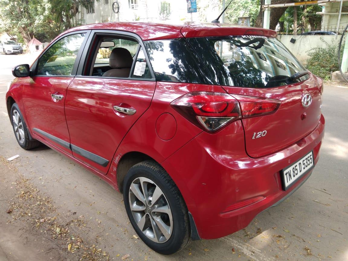 2016 Used Hyundai Elite I20 ASTA 1.2