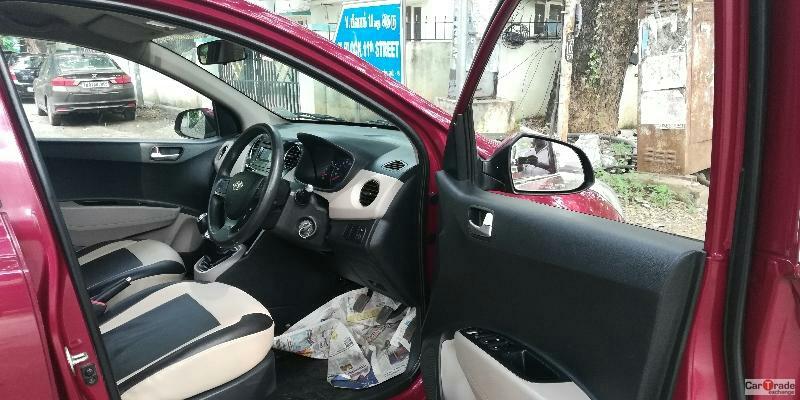 2015 Used Hyundai Grand I10 SPORTZ 1.2 KAPPA VTVT