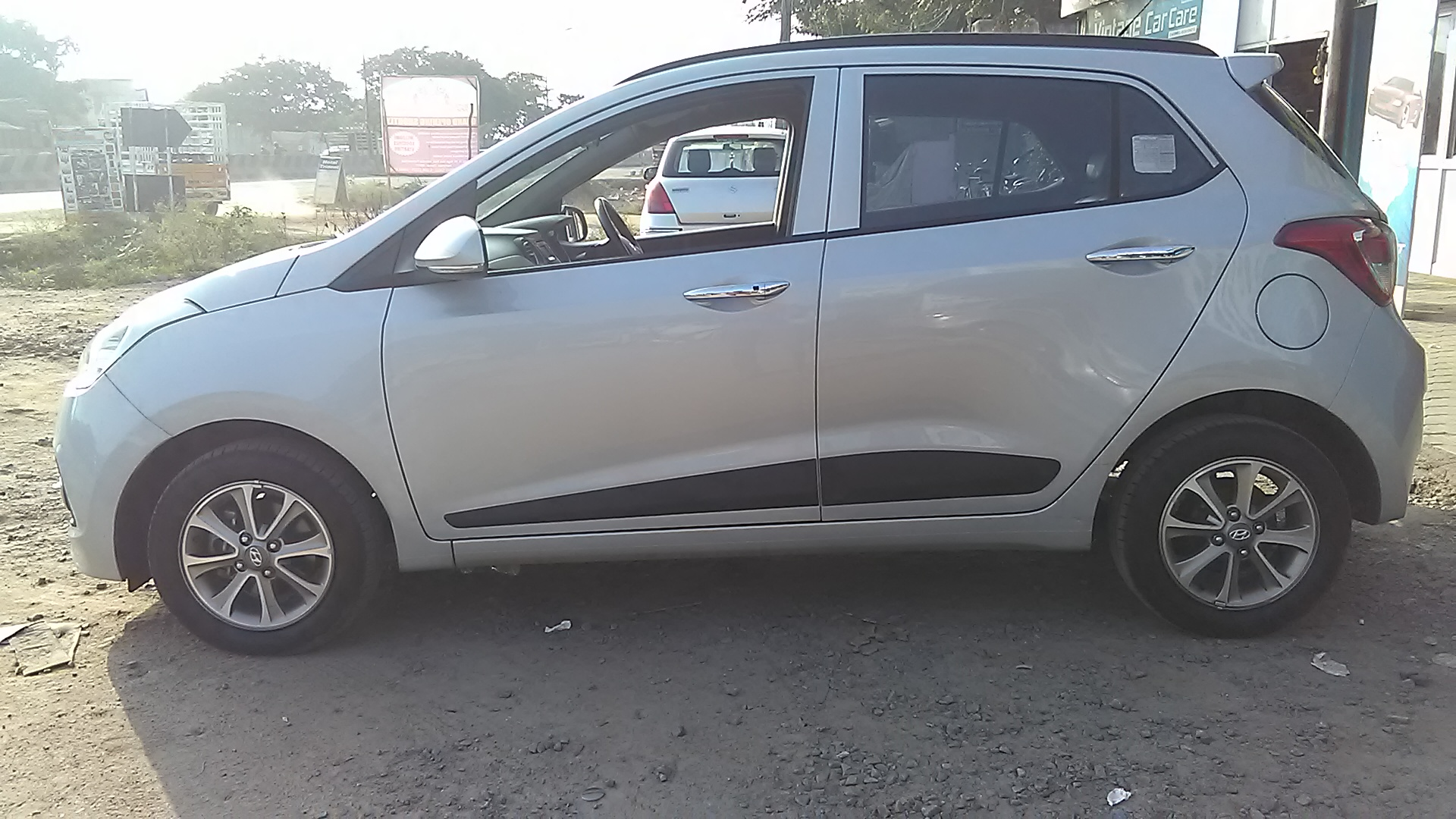 2015 Used Hyundai Grand I10 1.2 KAPPA ASTA
