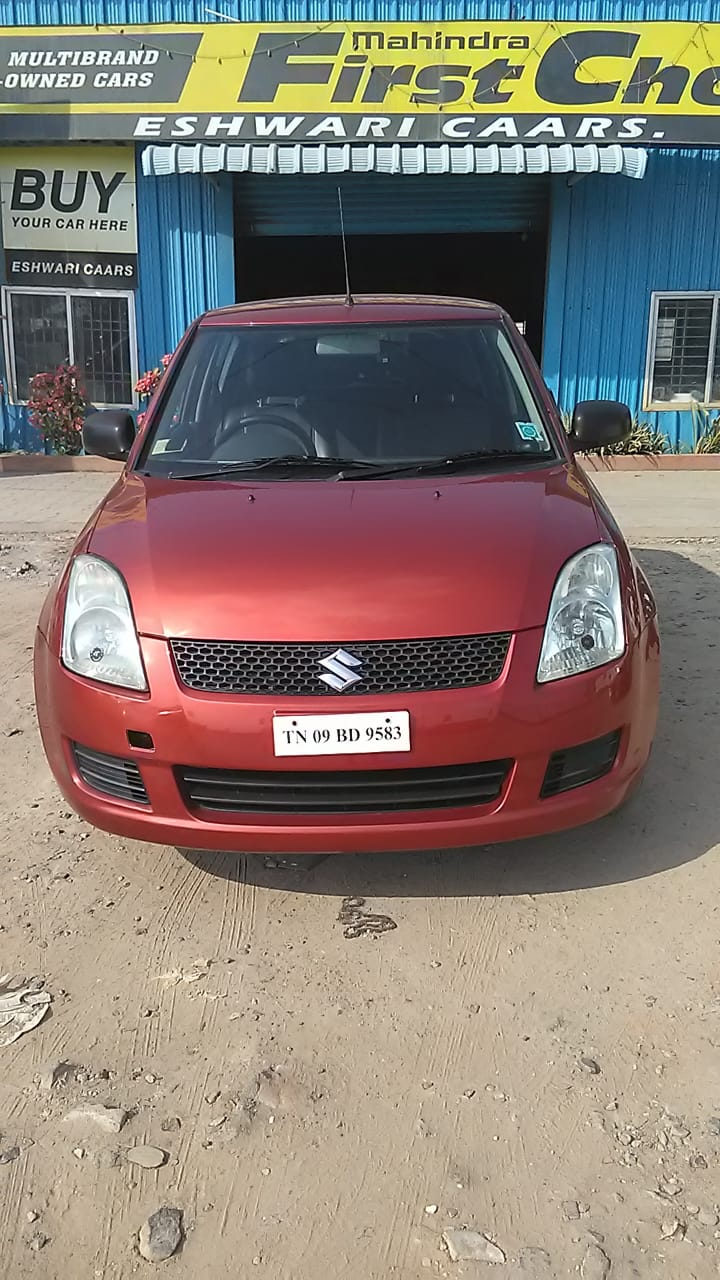 2010 Used MARUTI SUZUKI SWIFT LDI BS IV