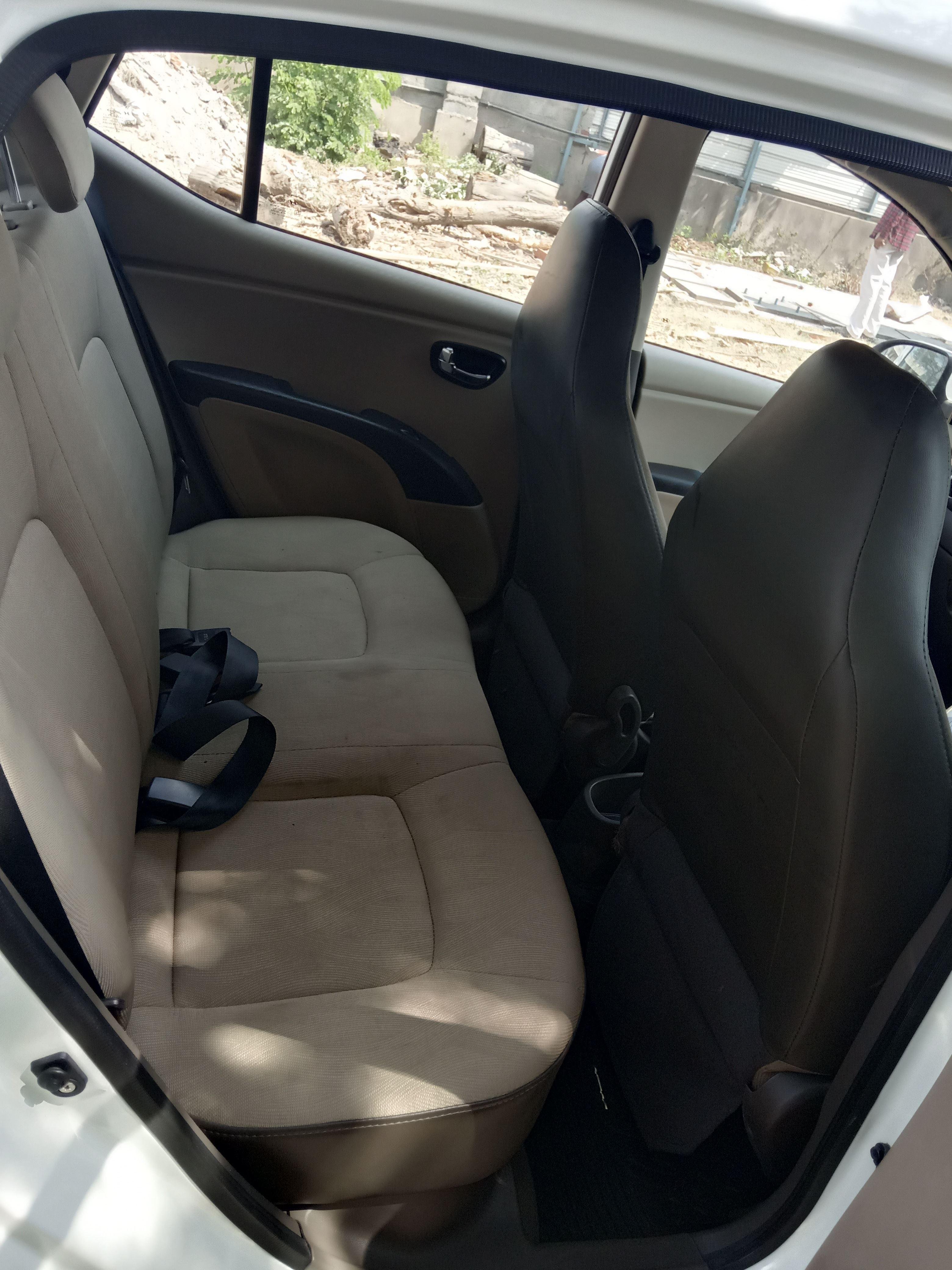 2011 Used Hyundai I10 SPORTZ 1.2 AT KAPPA2