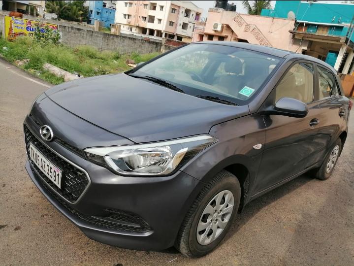 2015 Used Hyundai Elite I20 MAGNA 1.2