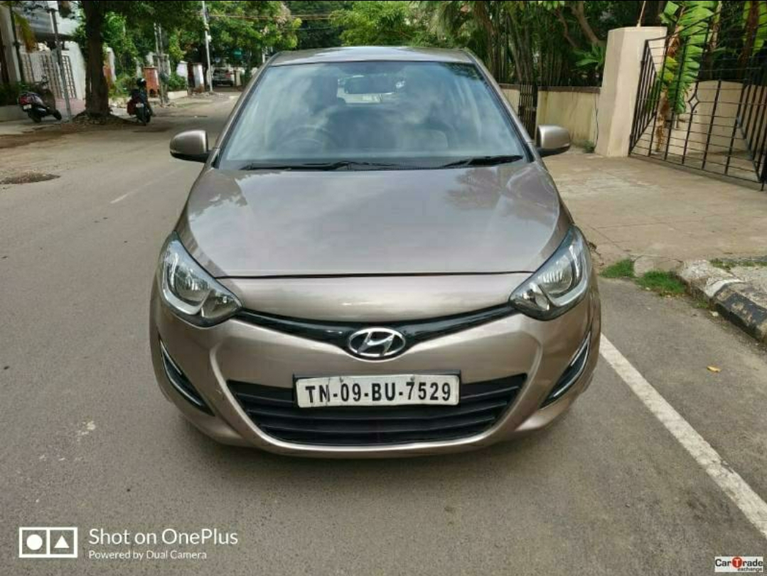 2013 Used Hyundai I20 MAGNA 1.4 CRDI