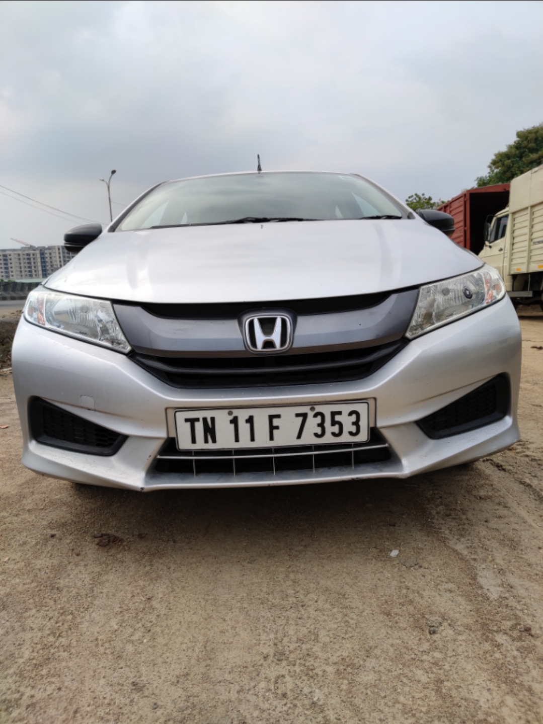 2014 Used HONDA CITY 1.5 E MT