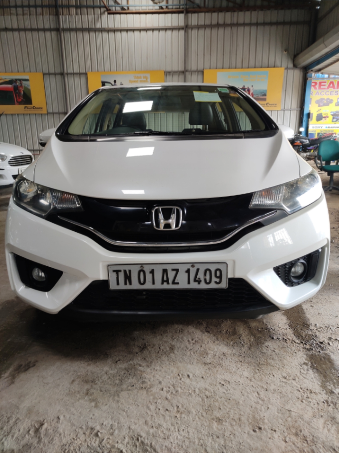 2015 Used HONDA JAZZ 1.2 VX I VTEC