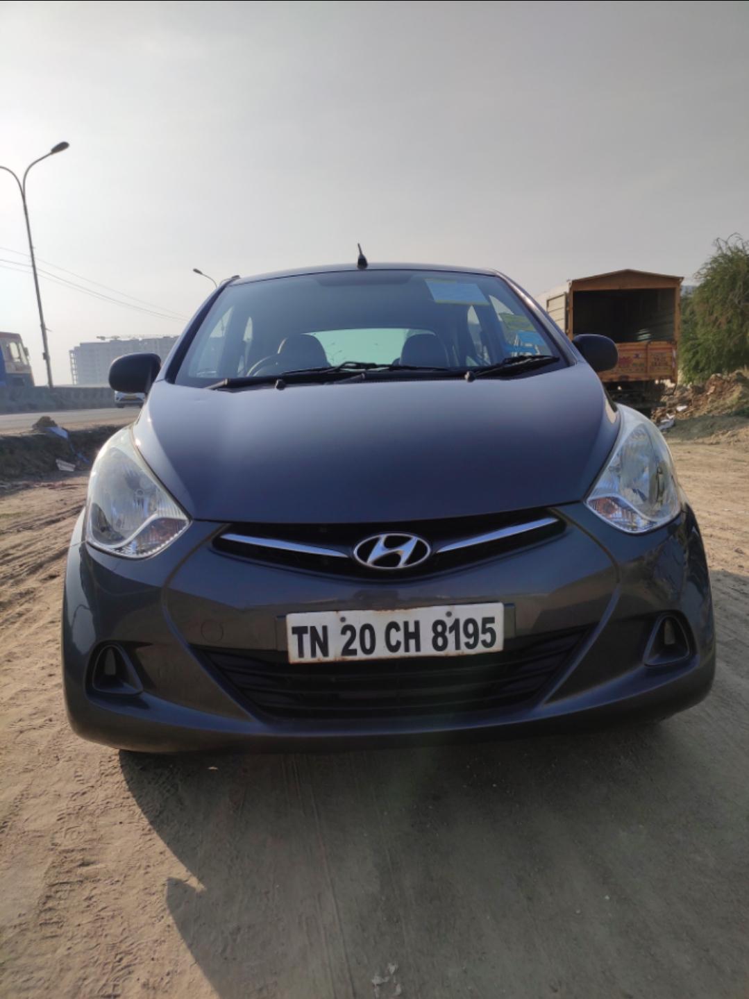 2015 Used Hyundai Eon D LITE PLUS