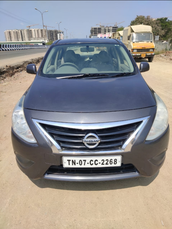 2014 Used Nissan Sunny XL DIESEL