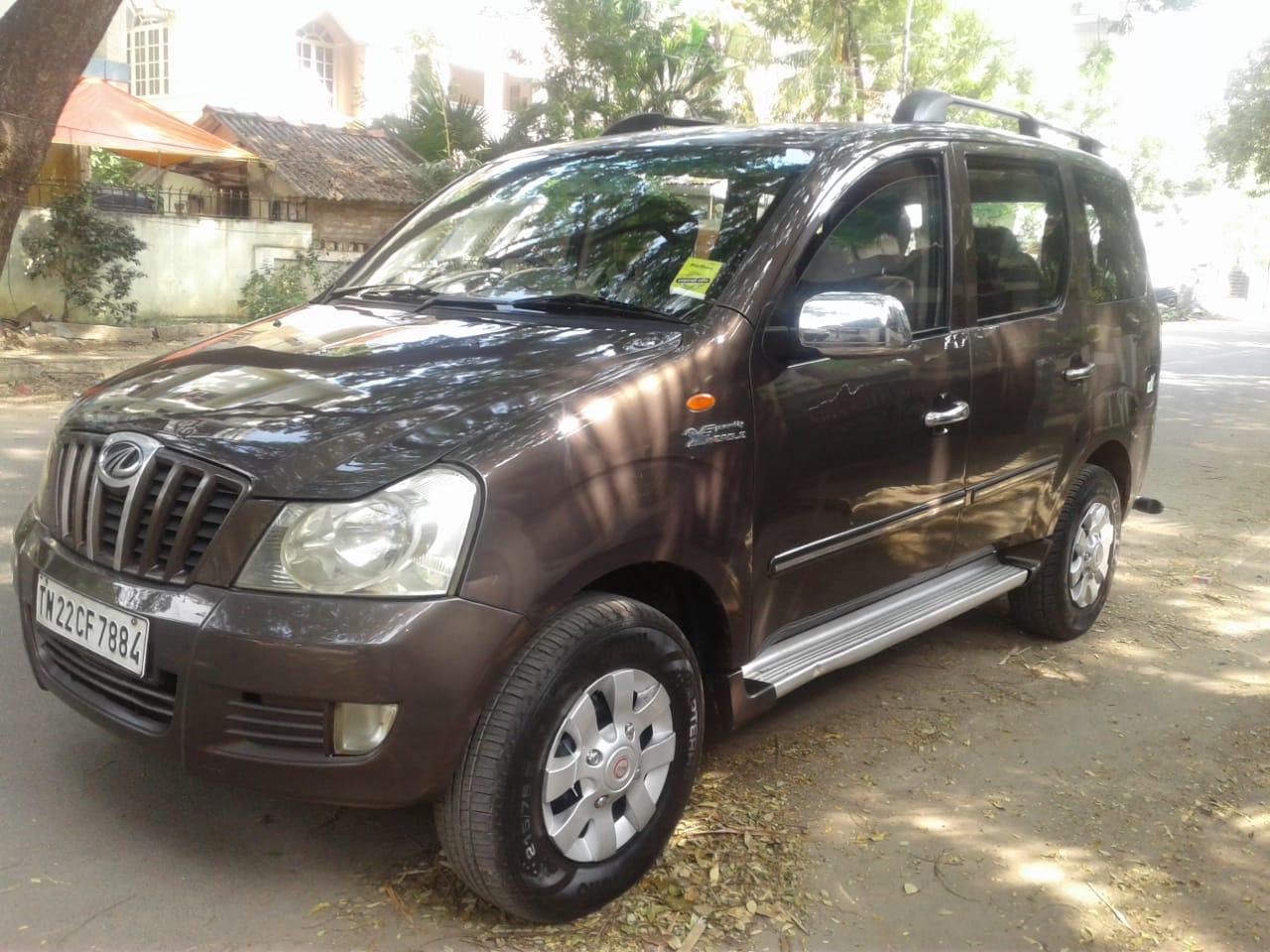 2012 Used Mahindra Xylo E4 BS III