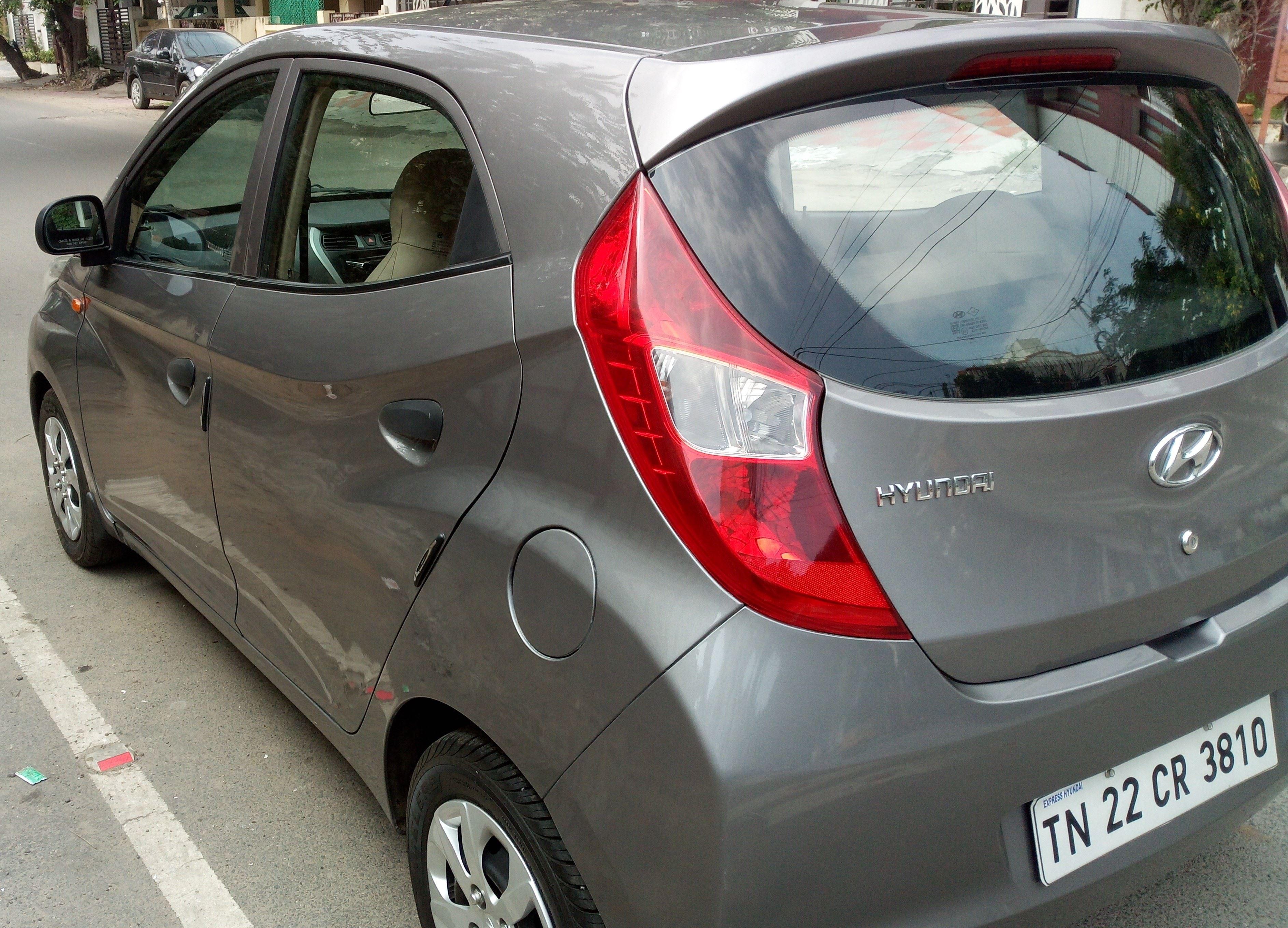 2014 Used Hyundai Eon MAGNA PLUS