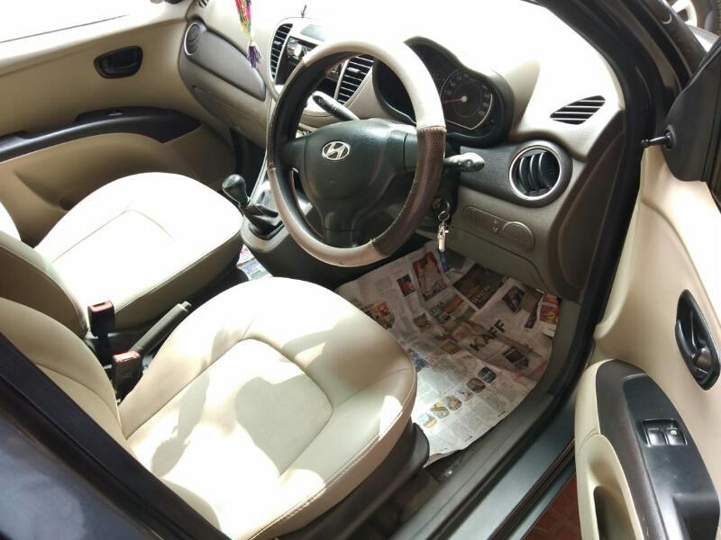 2012 Used Hyundai I10 ERA 1.1 1RDE2