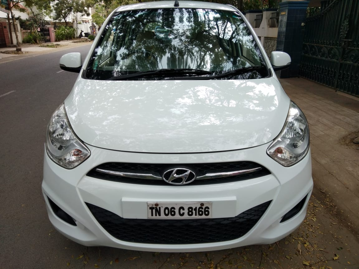 2011 Used Hyundai I10 SPORTZ 1.2 AT KAPPA2