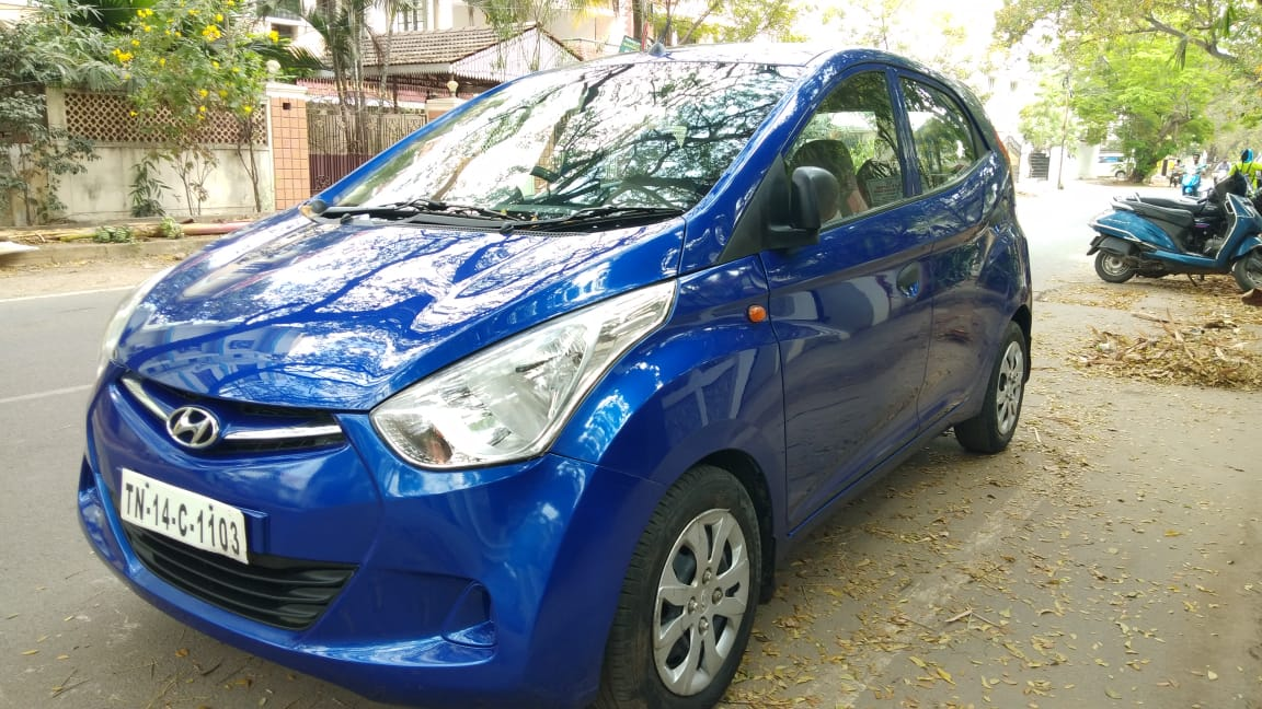 2015 Used Hyundai Eon MAGNA PLUS