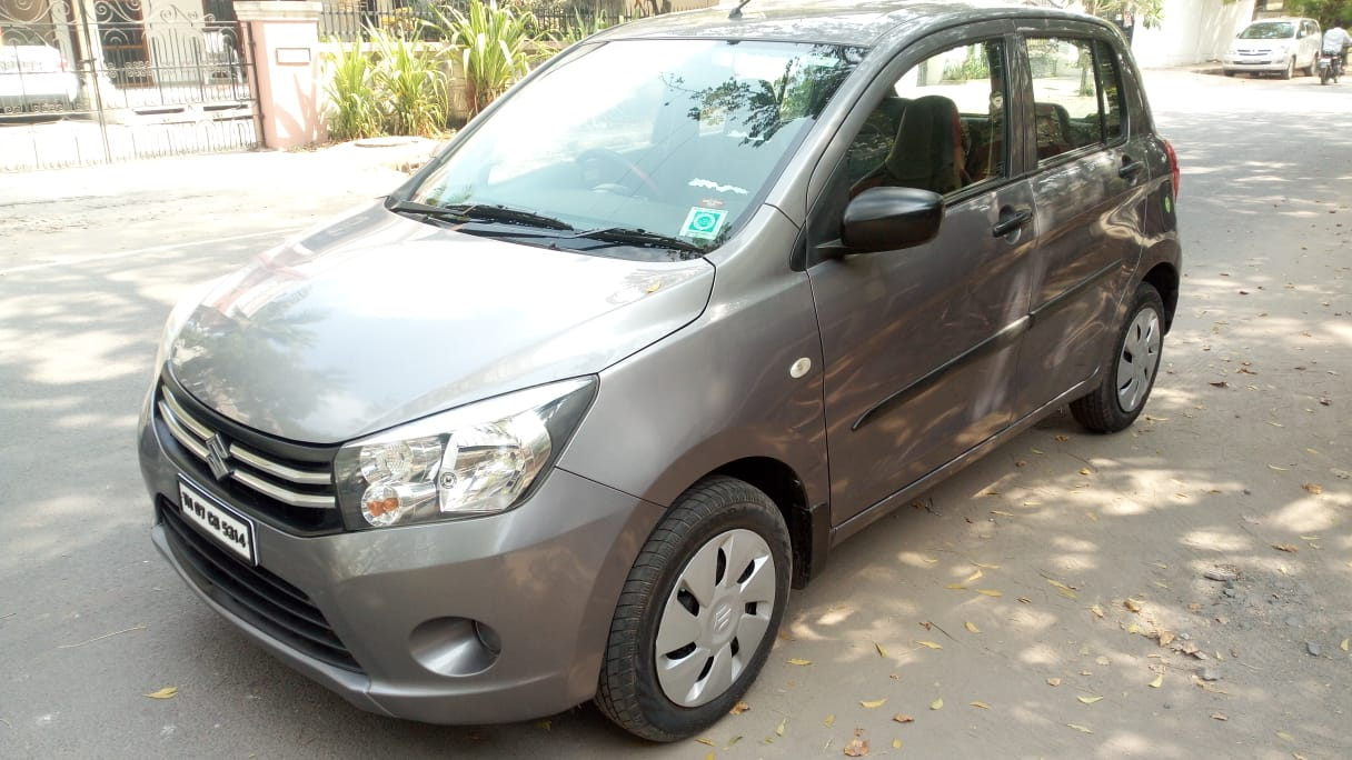 2015 Used Maruti Suzuki Celerio VXI AT